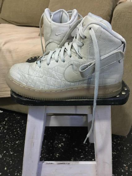 Nike Air Forcé New York Cuero Edición Limitada