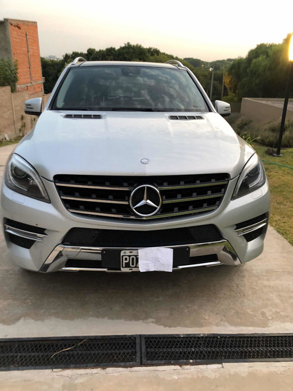 Mercedes-benz Ml 3.0 Ml400 4matic Sport 333cv Techo 2016