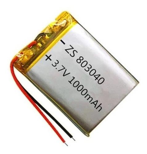 Bateria Litio Polimero 3.7v 1000mah Drone - Camaras -