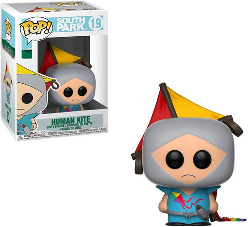 Human Kite South Park  - Funko Pop Caja Dañada