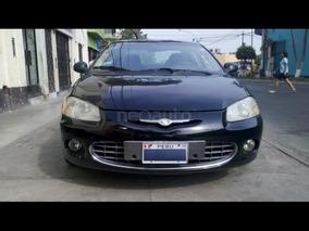 Sebring Automatico De Lujo V6 200hp