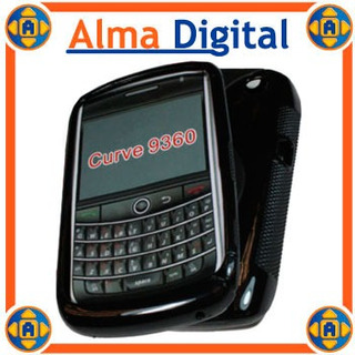 2x1 Forro Acrigel Blackberry Curve 9360 Manguera Javelin2