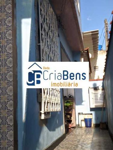 Casa De Rua-à Venda-quintino Bocaiúva-rio De Janeiro - Ppca40042