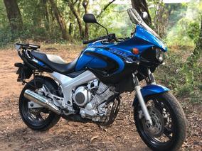 Yamaha Tdm 850 Azul Original.