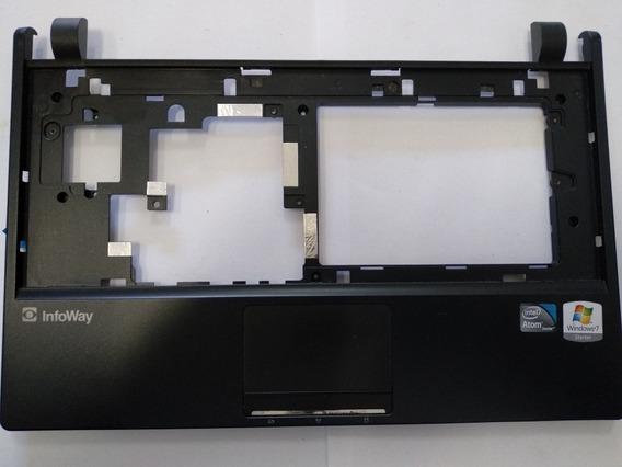 Carcaça Superior (touchpad) P/ Netbook Itautec Infoway W7020