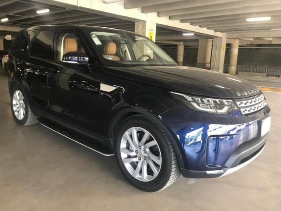 Land Rover Discovery Hse Blindaje Nivel 3 2019