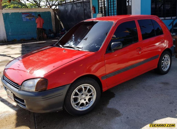 Toyota Starlet - Sincronica