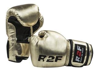 Guante Boxeo R2f Adulto Profesional Pu!! @