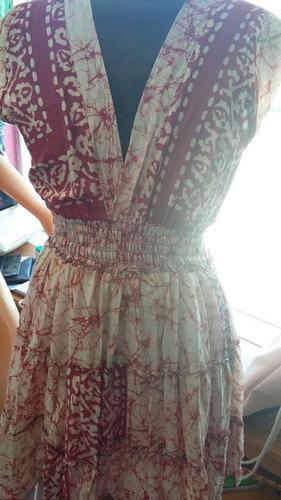 Vestido Montesco Batik