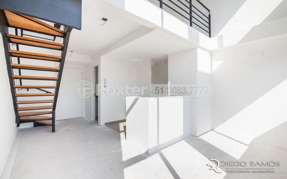 Loft, 1 Dormitórios, 46.95 M², Auxiliadora - 168272