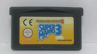Gba Super Mario Bros 3 Repro