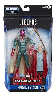 HASBRO Marvel Legends Vintage Vision 6-Inch Action Figure IN STOCK