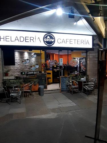 Imagen 1 de 14 de Fondo De Comercio Heladeria Y Cafeteria