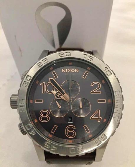 Relógio Nixon Modelo 51-30 Original, Novo Na Caixa