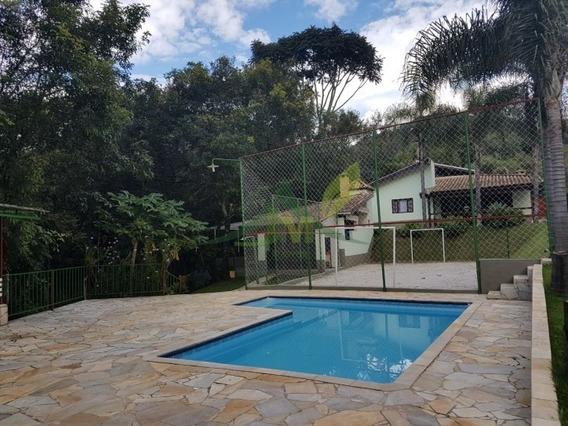 Chácara Em Atibaia Fundo Para Represa 3.490 M² - 730