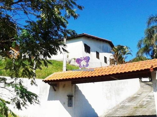 Imagem 1 de 14 de Chácara Com 4 Dormitórios À Venda, 1500 M² Por R$ 350.000,00 - Bairro Da Lagoa - Araçariguama/sp - Ch0029