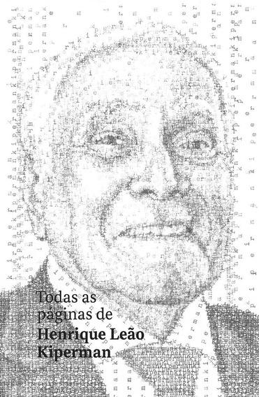 Todas As Páginas De Henrique Leão Kiperman