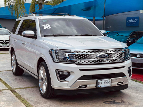Imagen 1 de 12 de Ford Expedition 2018 3.5 Platinum 4x4 At