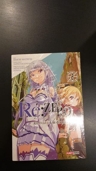 Hq Re Zero Capitulo 01 Vol 02 - Dc Comics