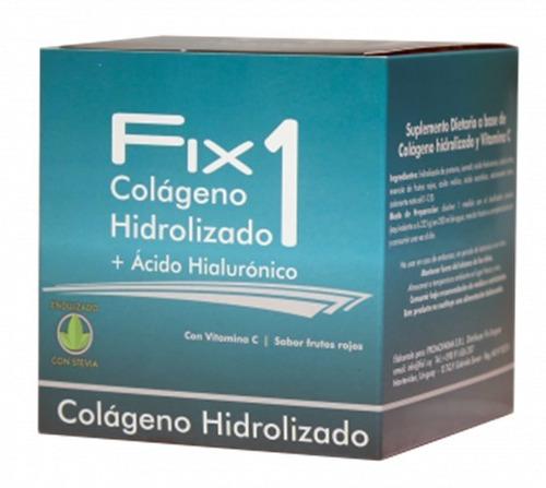 Colágeno Hidrolizado + Ácido Hialurónico - Fix 1