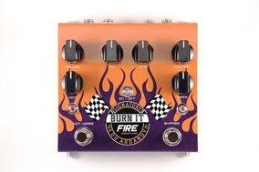 Burn It Edu Ardanuy Signature Fire Pedal Nf Garantia 5 Anos