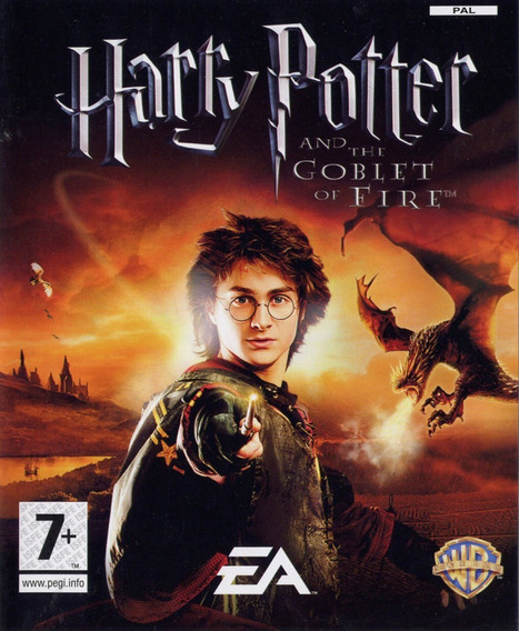 Harry Potter And The Goblet Of Fire Pc Digital