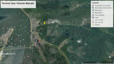 Terreno En San Vicente Manabi