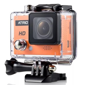 Câmera De Ação Digital Full Sport Hd Atrio 720p 5mp Dc186