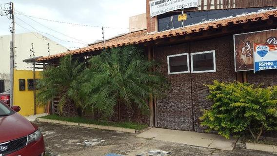 Casa Com Espaço Comercial Excelente Para Restaurante - Ca0131