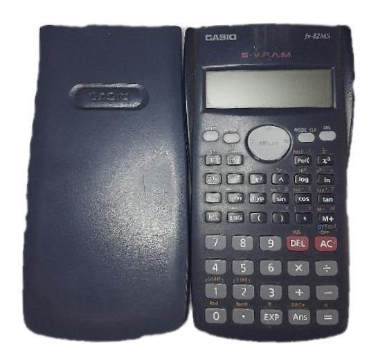 Calculadora Cientifica Casio Original Frete Grátis