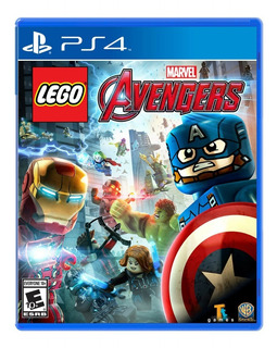 Videojuego Lego Marvel Avengers Ps4 [nuevo]