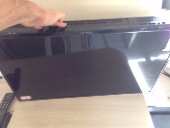 Tv Panasonic 32tc-32as600b Tela Quebrada (para Retirar Peças