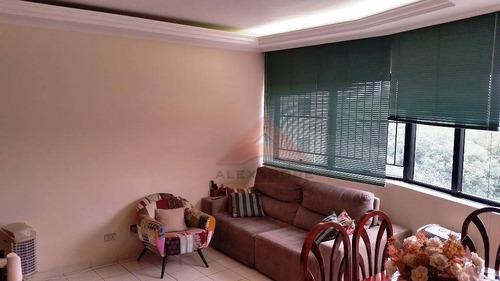 Imagem 1 de 29 de Apartamento Com 3 Dormitórios À Venda, 89 M² Por R$ 395.000,00 - Jardim Augusta - São José Dos Campos/sp - Ap2933