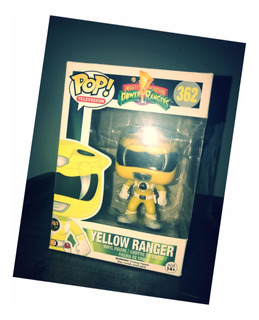 Funko Pop! - Power Ranger Amarillo Super Oferta