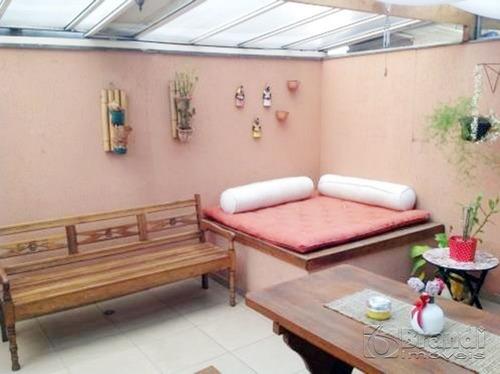 Imagem 1 de 15 de Sobrado Em Condominio - Jardim Avelino - V-2851