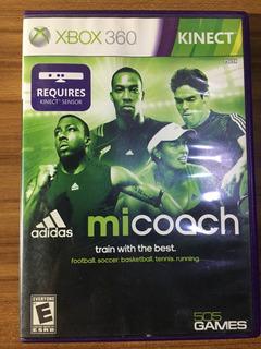 Xbox 360 - Entrena Con Micoach