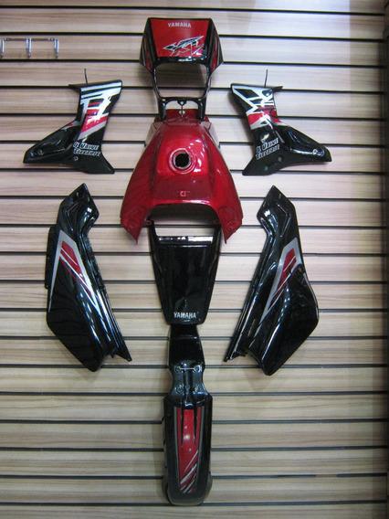 Kit Pintura Yamaha Xt 600 Varias Cores -tanque, Carenagem...