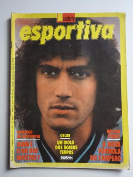 Revista Manchete Esportiva Nº 39