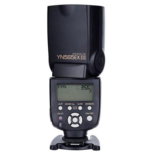 Flash Ttl Yongnuo Yn-565ex Iii - Nikon