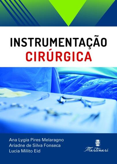 Manual De Instrumentação Cirúrgica - Martinari 2018