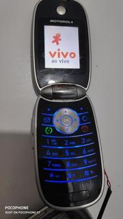 Celular Motorola U6 U3 Colecionador