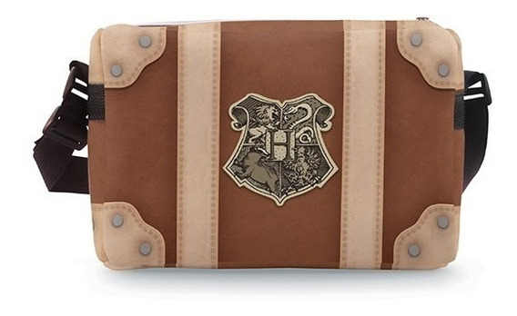 Bolsa Hp Escola De Magia Hogwarts Harry Potter