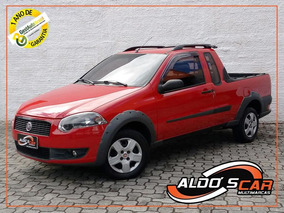 Fiat Strada Trekking(c.sim) 1.8 8v (flex) 2p 2010