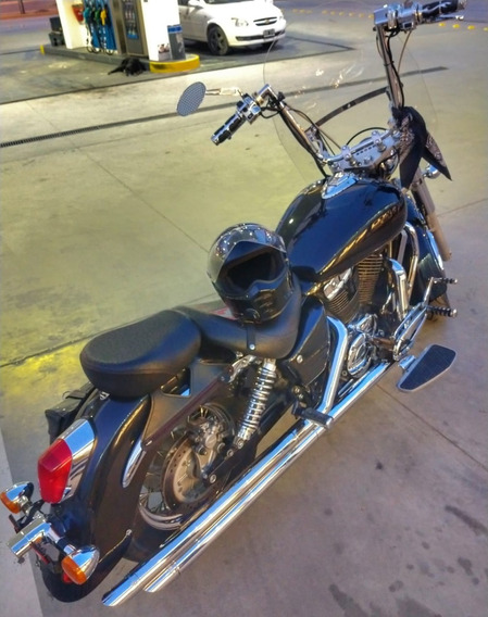 Honda Shadow 1100cc Aero 1998 Harley Kawasaki Yamaha