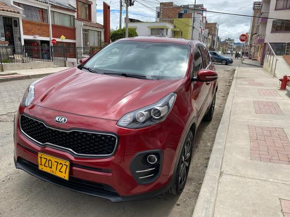 Kia New Sportage Automatica 2017