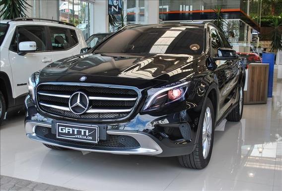 Mercedes-benz Gla 200 1.6 Cgi Vision 16v Turbo