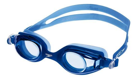 Oculos De Natacao Azul Jr. Olimpic Speedo
