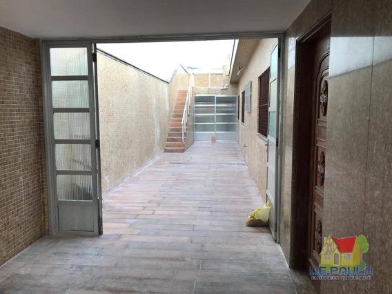Casa Para Alugar, 210 M² Por R$ 3.500,00/mês - Tatuapé - São Paulo/sp - Ca0149