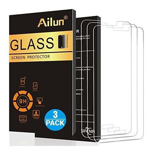 Pantalla Ailun Protector Compatible Con Galaxy S5 3pack Vidr