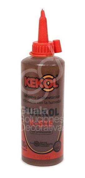 Adhesivo Pur Poliuretanico Kekol Espuma Madera K515 500g